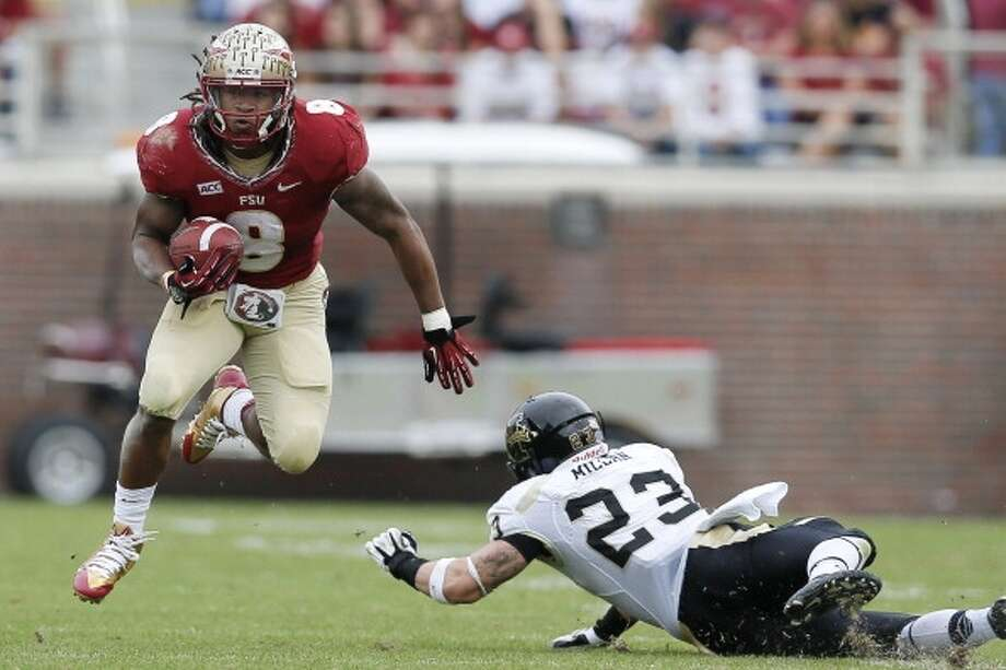 Devonta Freeman  Position: Running back  School: Florida State Photo: Don Juan Moore, Getty Images