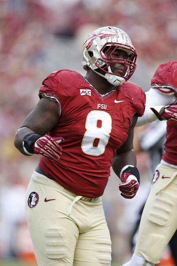 Timmy Jernigan  Position: Defensive tackle  School: Florida State Photo: Joe Robbins, Getty Images