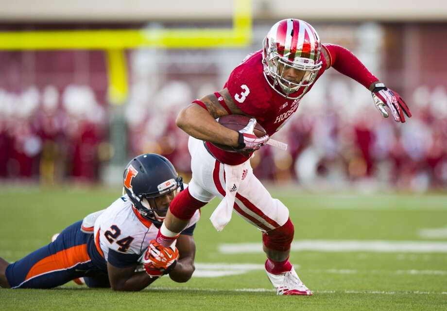 Cody Latimer  Position: Wide receiver  School: Indiana Photo: Doug McSchooler, Associated Press