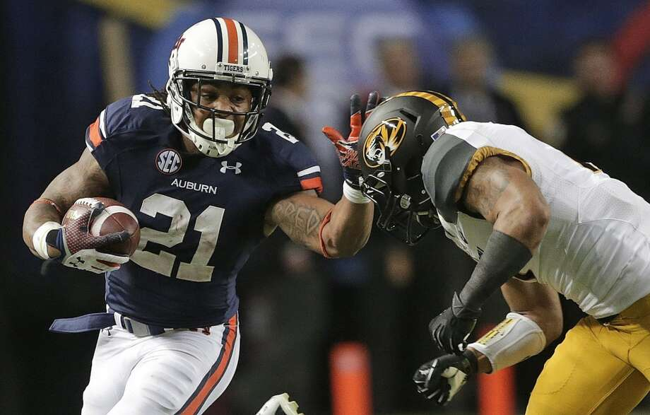 Tre Mason  Position: Running back  School: Auburn Photo: Dave Martin, Associated Press