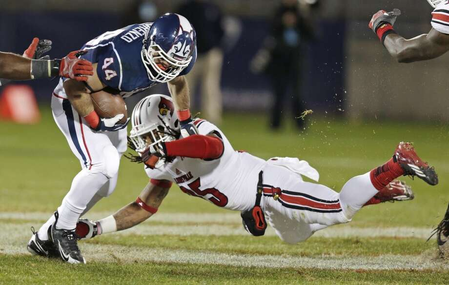 Calvin Pryor  Position: Safety  School: Louisville Photo: Charles Krupa, Associated Press