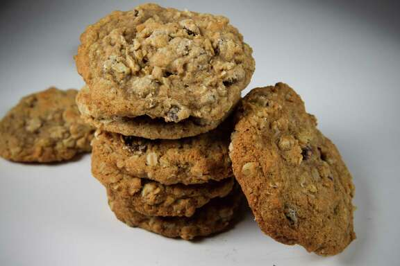 Whole wheat chocolate chip cookies add fiber to the traditional favorite.