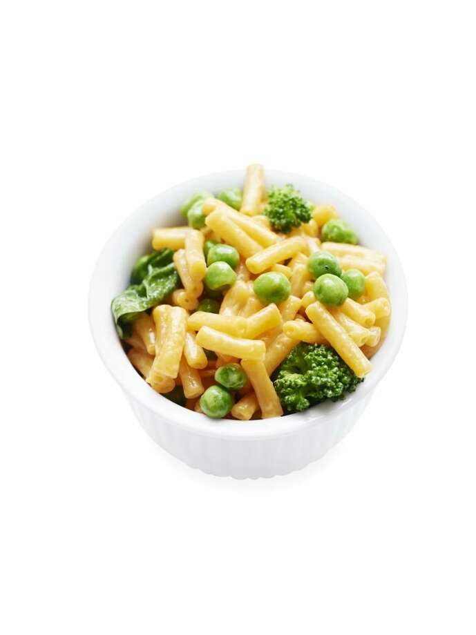 Lean Green Mac  n  Cheese from Good Housekeeping Photo: Johnny Miller