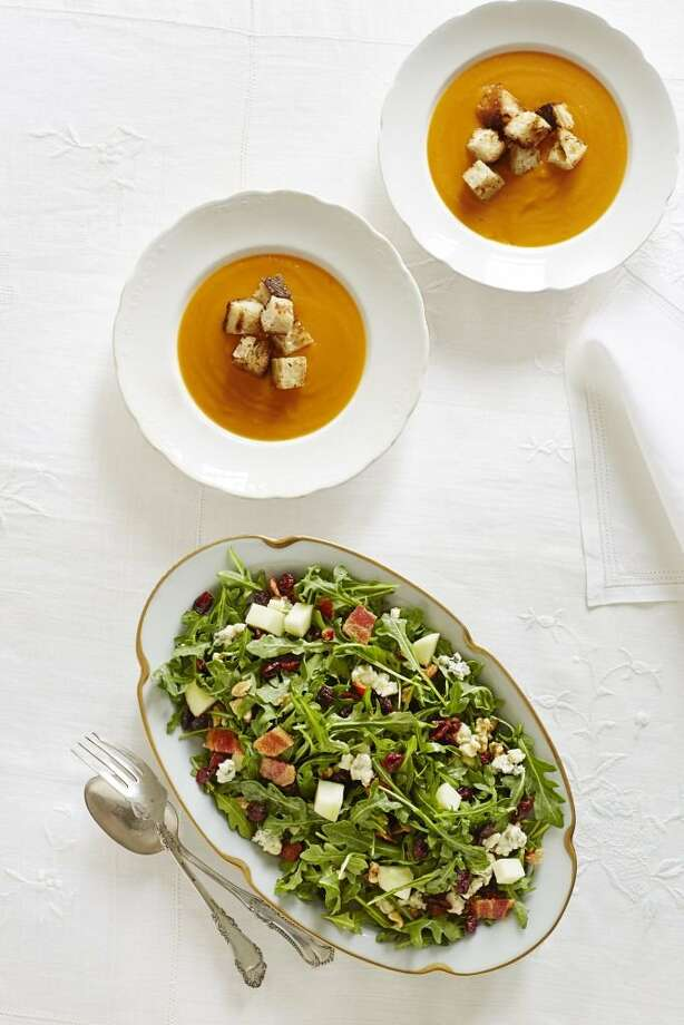 Winter Squash Soup from Good Housekeeping Photo: Kate Mathis