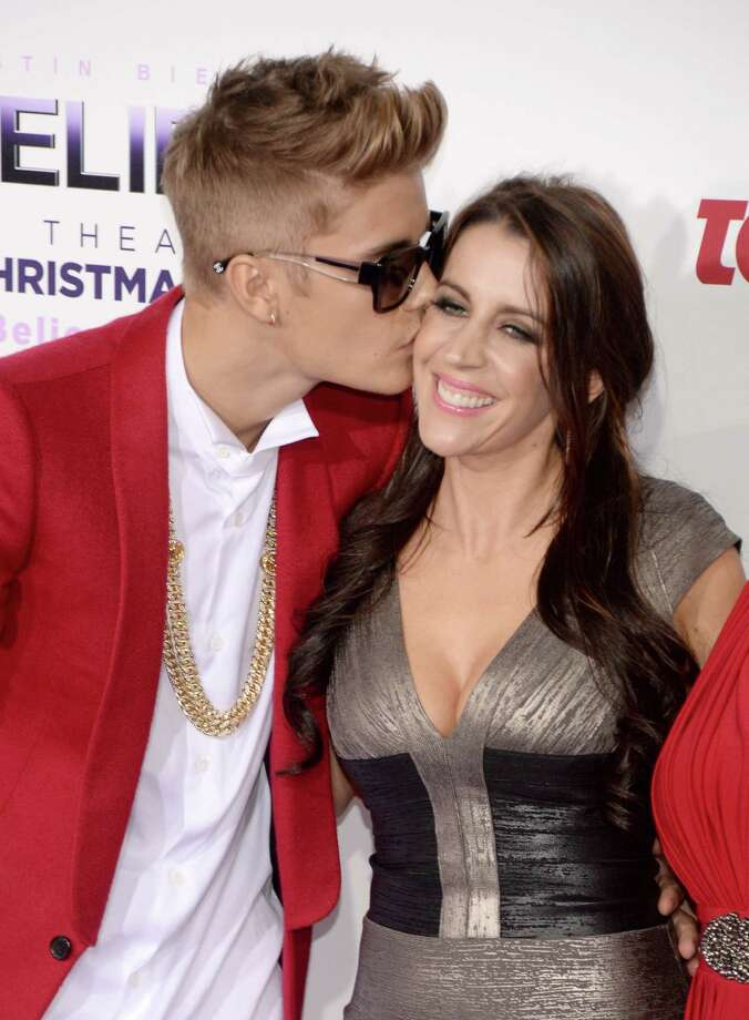 Pattie Mallette doesn't talk very much about her famous son, Justin Bieber, during interviews. Photo: Jason Kempin, Staff / 2013 Getty Images
