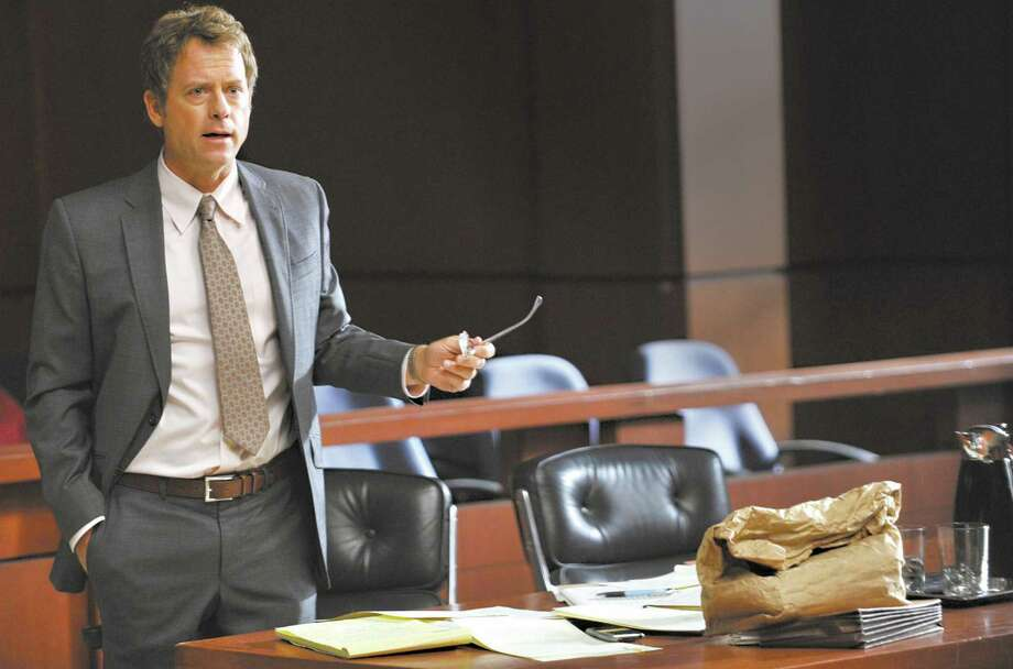 "Greg Kinnear portrays criminal attorney Keegan Deane in the new series ""Rake."" Kinnear finds the edgy character appealing."