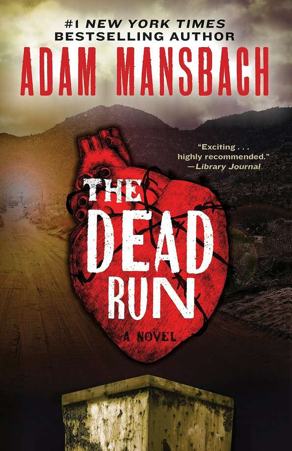 The Dead Run, by Adam Mansbach Photo: Harper Voyager
