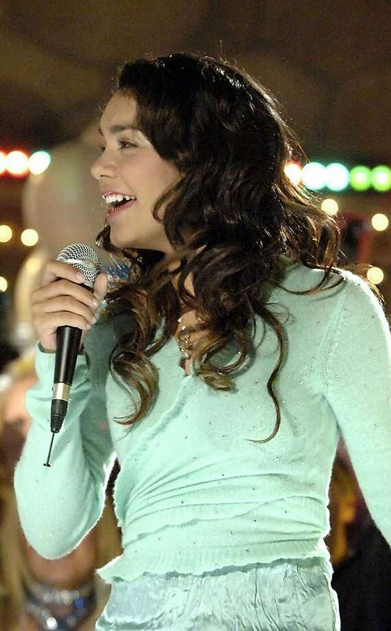 "Vanessa Hudgens, from ""High School Musical"" sweetheart to gritty ""Gimme Shelter""street kid. Photo: Disney"