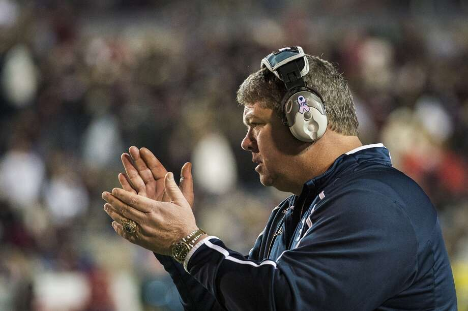 David Bailiff  School: Rice  Record: 10,4 7-1 in Conference USA  Conference result: Won Conference USA Championship 41-24 versus Marshall  Bowl game result: Lost Liberty Bowl 44-7 versus Mississippi State Photo: Smiley N. Pool, Houston Chronicle