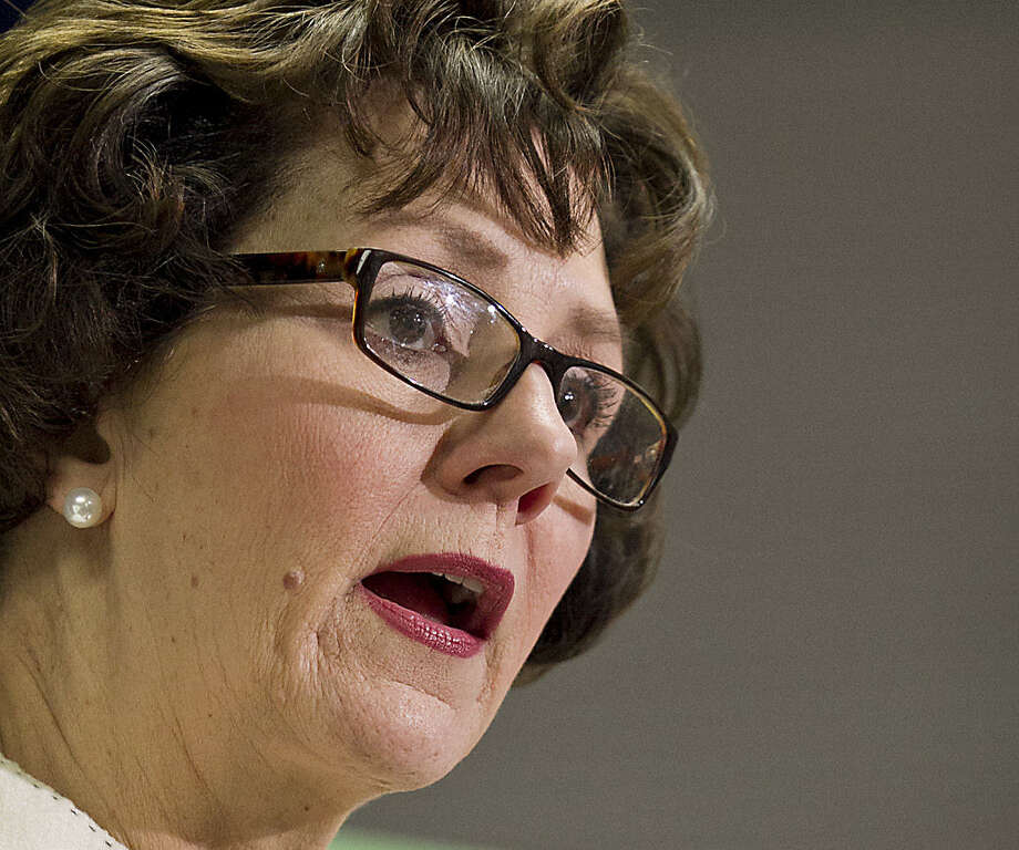 Last month, Texas Comptroller Susan Combs had stirred the latest controversy over the law by sending out letters to nude-entertainment businesses asking them pay up - even though the court appeal was still pending. Photo: Ralph Barrera / American-Statesman / American-Statesman