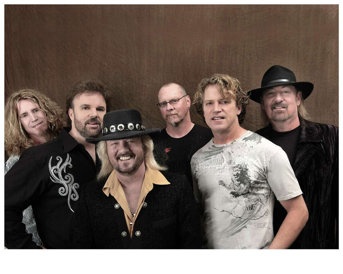 38 Special will play the San Antonio Stock Show & Rodeo on Feb. 8.