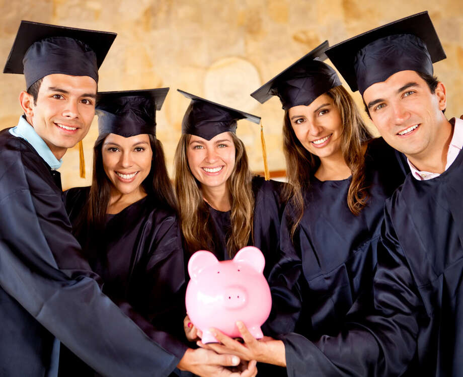 College debt. College pays off in the end, but first you better pay off the lenders. Photo: Fotolia / Andres Rodriguez - Fotolia