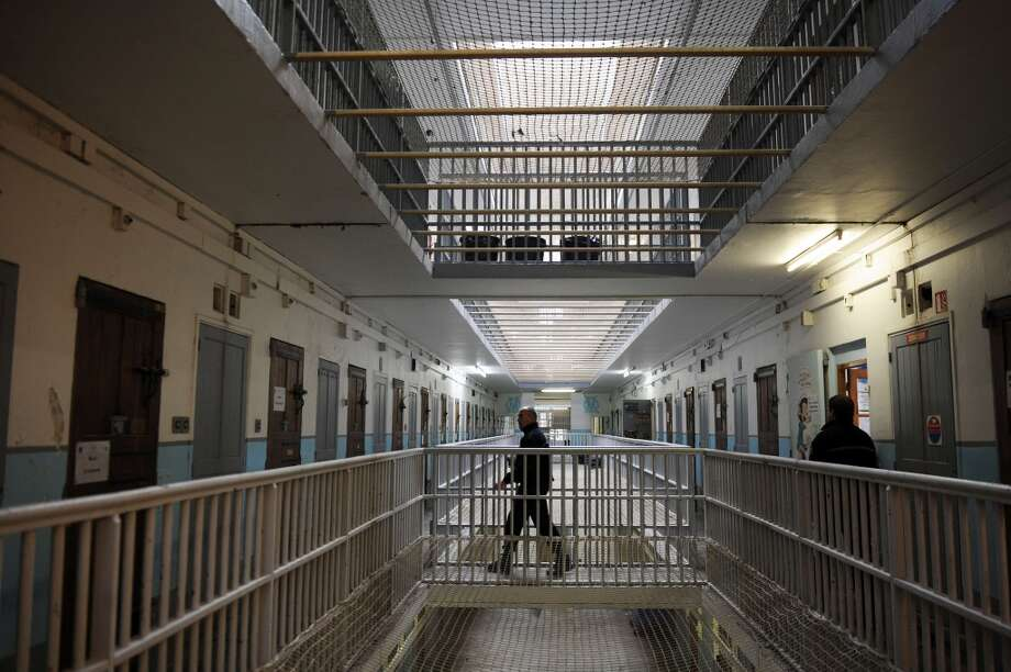 Incarceration rate. More prisons means more freedom! Goooooo Ad Seg! Photo: ANNE-CHRISTINE POUJOULAT, AFP/Getty Images