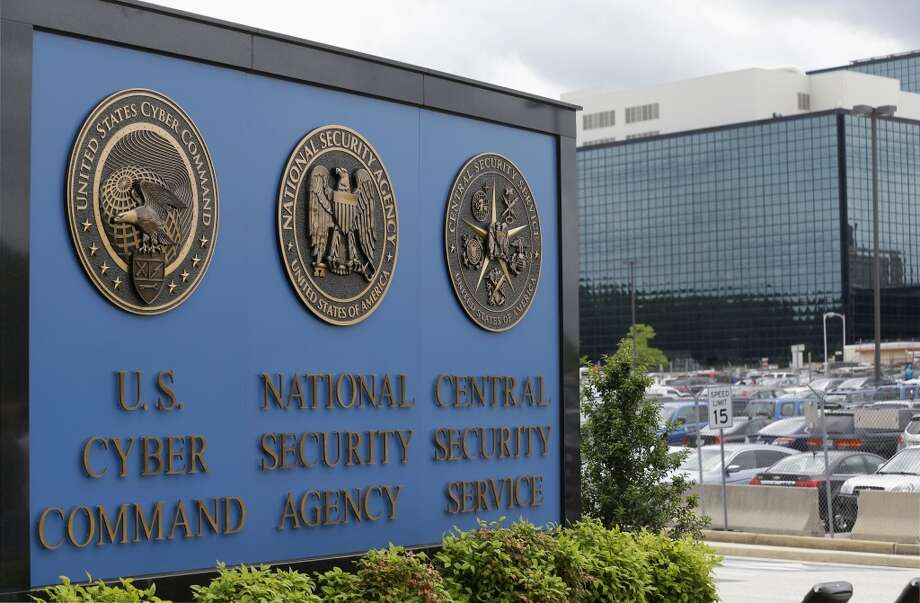NSA surveillance.Come on now, they're only looking to protect our freedom from terrorism. What's a phone call here or there? Photo: Patrick Semansky, Associated Press