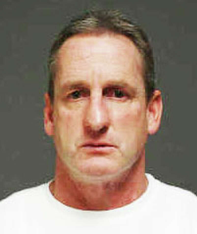 Frank Julian, 49, of Stratford, was arrested on a warrant Tuesday charged with third-degree assault and disorderly conduct. Photo: Contributed Photo / Fairfield Citizen
