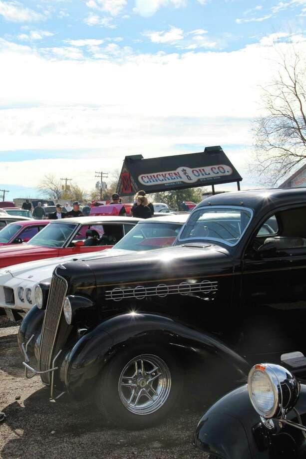Classic rides abound at the annual Luckey's Rod Run at Chicken Oil Company in Bryan.