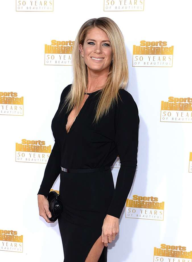 Model Rachel Hunter attends NBC and Time Inc. celebrate the 50th anniversary of the Sports Illustrated Swimsuit Issue at Dolby Theatre on January 14, 2014 in Hollywood, California. Photo: Dimitrios Kambouris, Getty Images