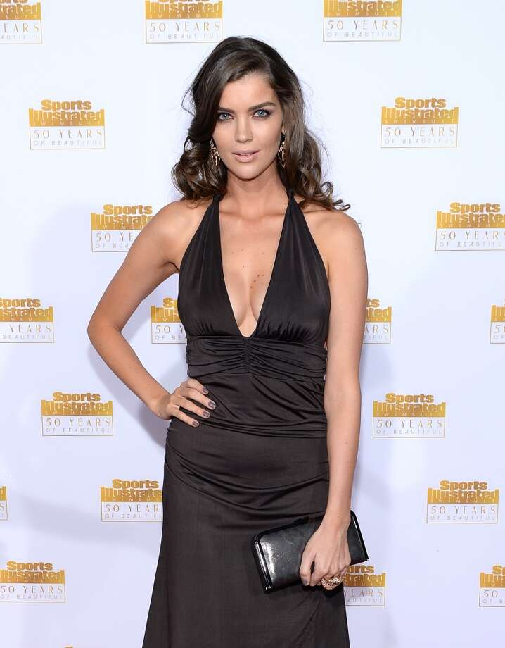 Model Natasha Barnard attends NBC and Time Inc. celebrate the 50th anniversary of the Sports Illustrated Swimsuit Issue at Dolby Theatre on January 14, 2014 in Hollywood, California. Photo: Dimitrios Kambouris, Getty Images