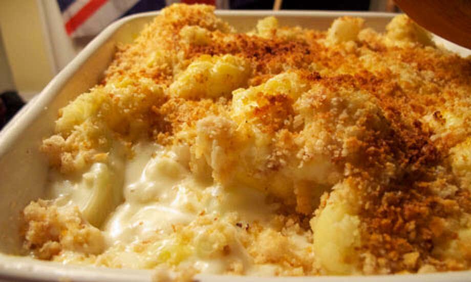 cauliflower cheese / Felicity Cloake / Felicity Cloake