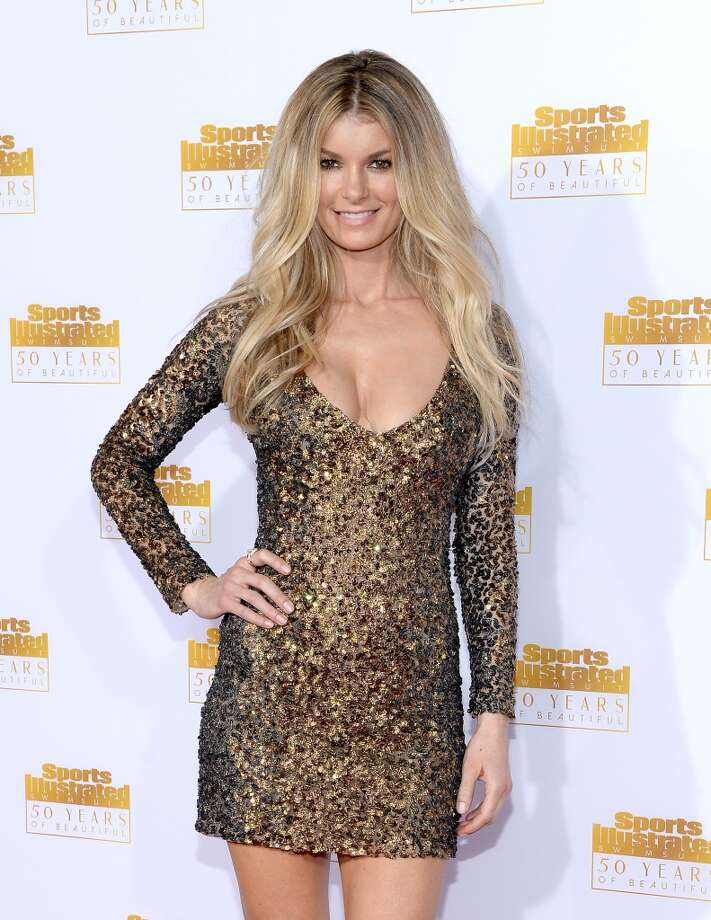 Model Marisa Miller attends NBC and Time Inc. celebrate the 50th anniversary of the Sports Illustrated Swimsuit Issue at Dolby Theatre on January 14, 2014 in Hollywood, California. Photo: Dimitrios Kambouris, Getty Images