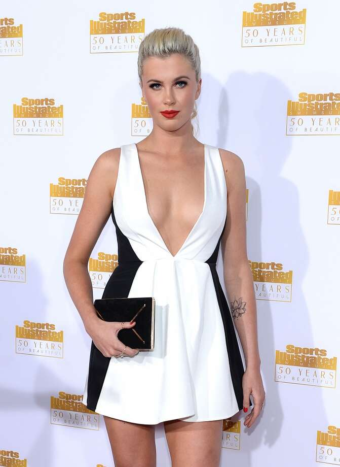 Model Ireland Baldwin attends NBC and Time Inc. celebrate the 50th anniversary of the Sports Illustrated Swimsuit Issue at Dolby Theatre on January 14, 2014 in Hollywood, California. Photo: Dimitrios Kambouris, Getty Images