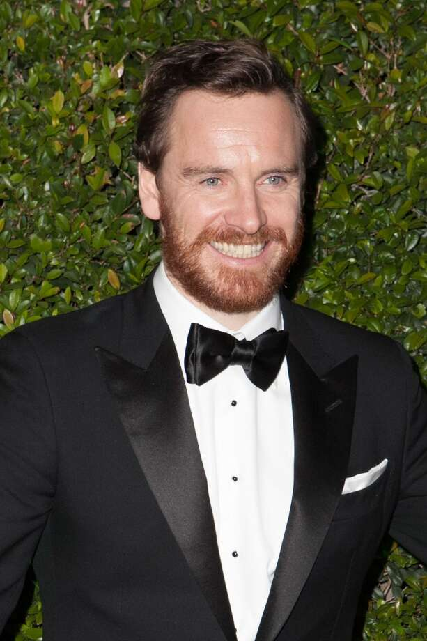 Fassbender at the Golden Globes in 2014.