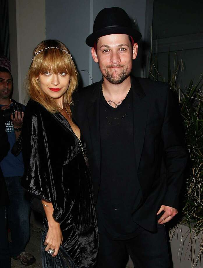 "Joel Madden & Nicole Richie: ""What a Wonderful World"" by Louis Armstrong Photo: Ryan Pierse, Getty Images / 2012 Getty Images"