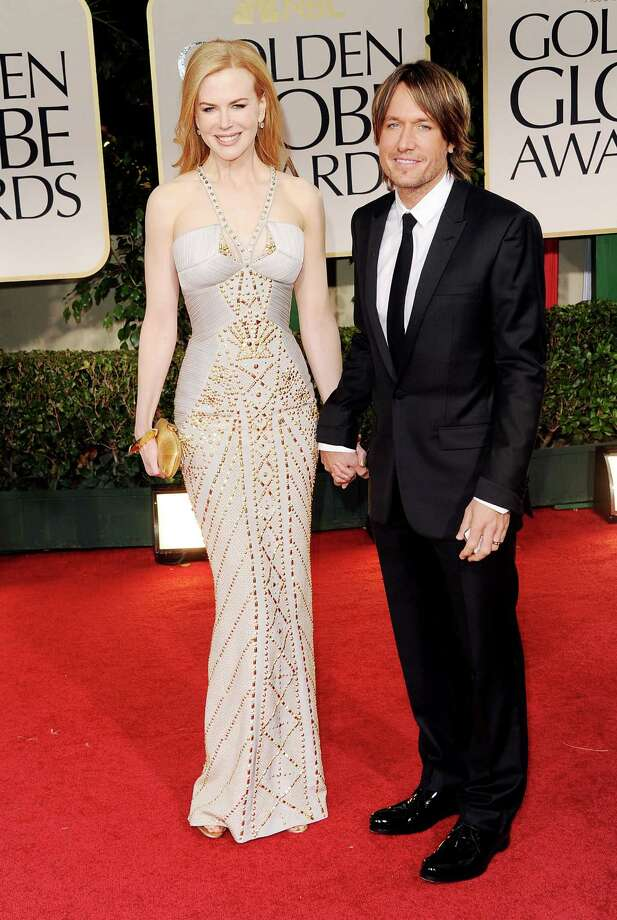 "Nicole Kidman & Keith Urban: ""At Last"" by Etta James Photo: Jason Merritt, Getty Images / 2012 Getty Images"