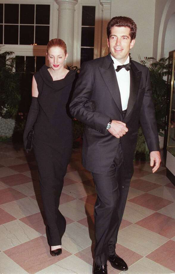 "John F. Kennedy Jr. & Carolyn Bessette: ""Forever In My Life"" by Prince Photo: CHRIS KLEPONIS, AFP/Getty Images / AFP"