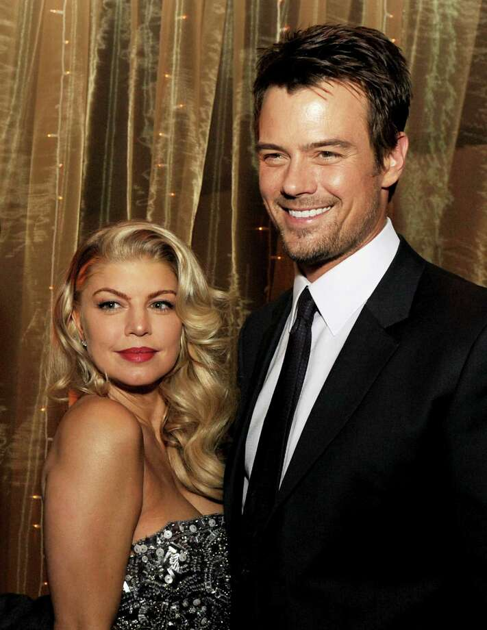 "Fergie & Josh Duhamel: ""Sweethearts Together"" by The Rolling Stones Photo: Kevin Winter, Getty Images / 2011 Getty Images"