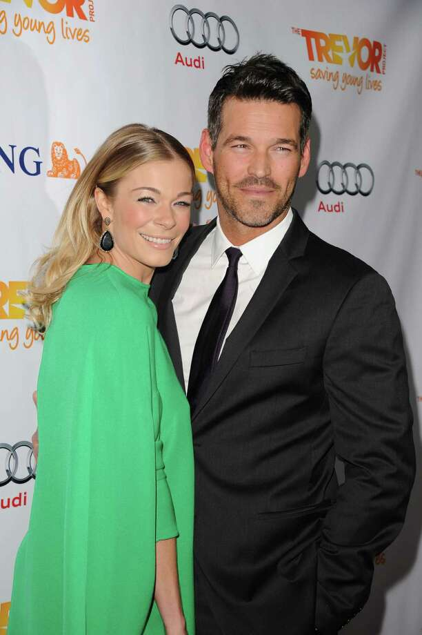 "LeAnn Rimes & Eddie Cibrian: ""When It Don't Come Easy"" by Patti Griffin Photo: Jason Merritt, Getty Images / 2011 Getty Images"