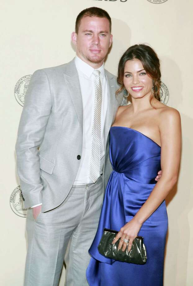 "Channing Tatum & Jenna Dewan: ""Somewhere Over the Rainbow"" by Israel Kamakawiwo'ole Photo: Astrid Stawiarz, Getty Images / 2012 Getty Images"