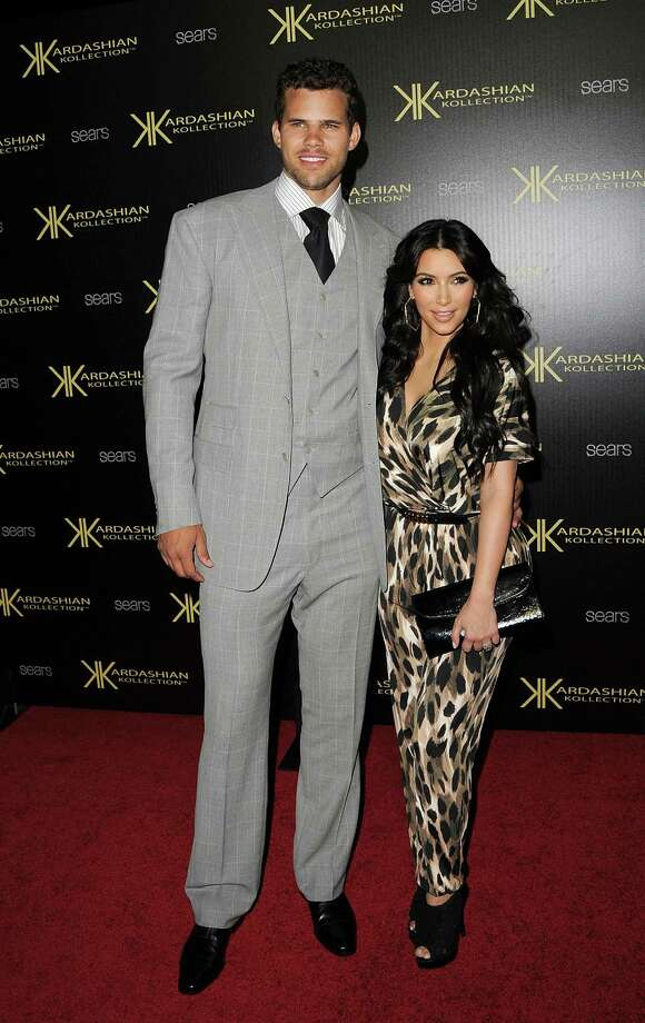 "Kim Kardashian & Kris Humphries: ""Let's Stay Together"" by Al Green Photo: Jason Merritt, Getty Images / 2011 Getty Images"