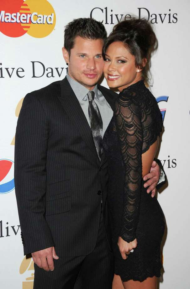 "Nick Lachey & Vanessa Minnillo: ""A Kiss to Build a Dream On"" by Steve Tyrell Photo: Jason Merritt, Getty Images / 2011 Getty Images"