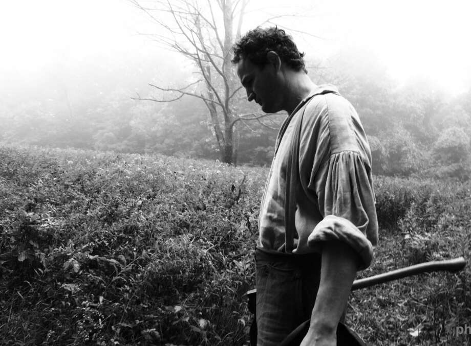 """The Better AngelsThis film, set in 1817 Indiana, explores the childhood of Abraham Lincoln in black and white.   Texas connection:  Director A.J. Edwards was raised in Texas. This is his first narrative feature film. He also worked on the Terrence Malick drama """"The Tree of Life,"""" a 2011 feature about 1950s Texas.   Category: New Frontier Film Photo: Sundance Film Festival"""
