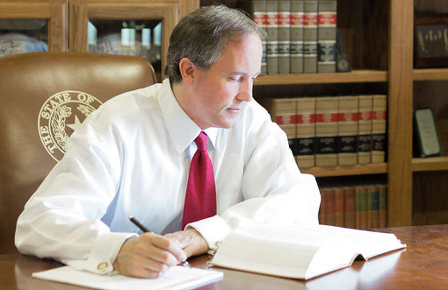 Attorney General Ken Paxton has asked the Supreme Court of Texas to reaffirm the state's ban on same-sex marriage after a probate judge ruled that the ban was unconstitutional. Take a closer look at the history of gay marriage in Texas. Photo: KenPaxton.com