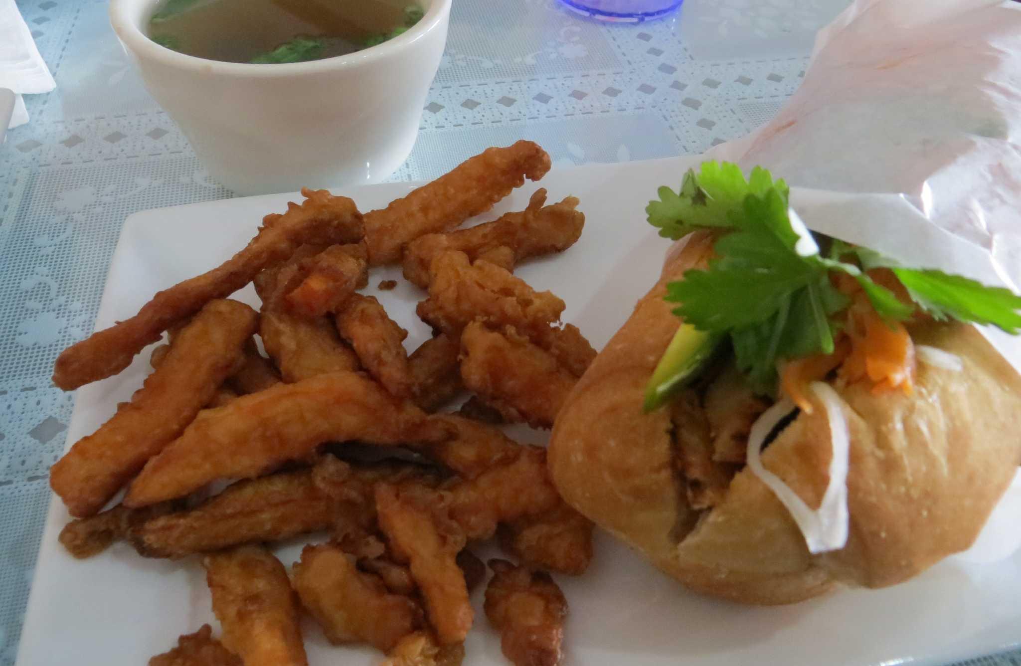 Just a Taste: Pho Fresh Vietnamese restaurant