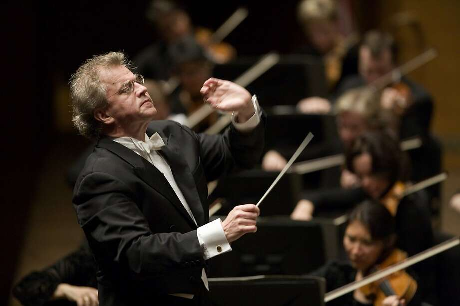 Osmo Vänskä, who left the Minnesota Orchestra during a long labor dispute, will guest- conduct the San Francisco Symphony this week at Davies Symphony Hall. Photo: San Francisco Symphony