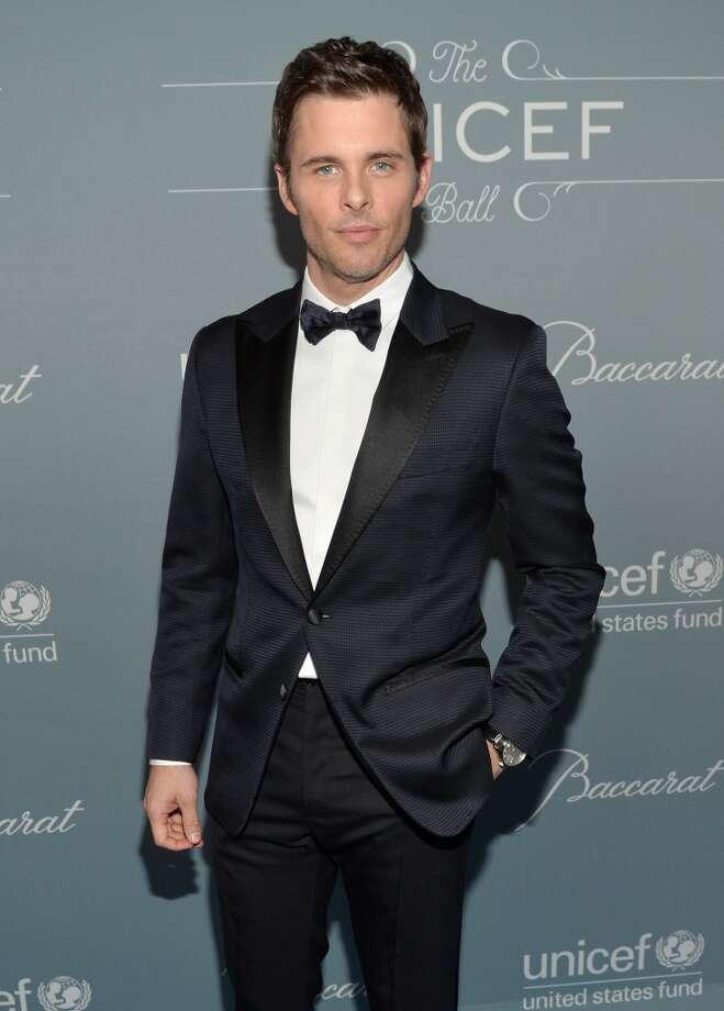 Actor James Marsden attends the 2014 UNICEF Ball presented by Baccarat at the Beverly Wilshire Four Seasons Hotel on January 14, 2014 in Beverly Hills, California. Photo: Michael Buckner, Getty Images For UNICEF
