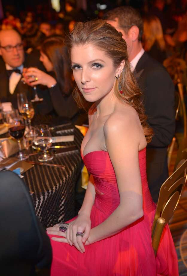 Actress Anna Kendrick attends the 2014 UNICEF Ball presented by Baccarat at the Beverly Wilshire Four Seasons Hotel on January 14, 2014 in Beverly Hills, California. Photo: Charley Gallay, Getty Images For UNICEF