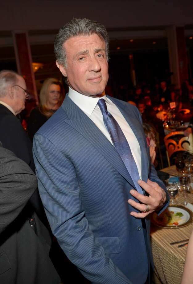 Actor Sylvester Stallone attends the 2014 UNICEF Ball presented by Baccarat at the Beverly Wilshire Four Seasons Hotel on January 14, 2014 in Beverly Hills, California. Photo: Charley Gallay, Getty Images For UNICEF