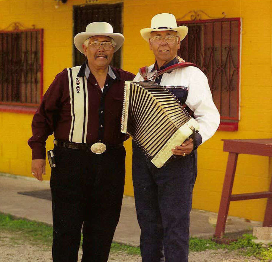 Genaro (left) and Emilio Aguilar, with brother Frank, began performing  as kids. Photo: Courtesy Photo