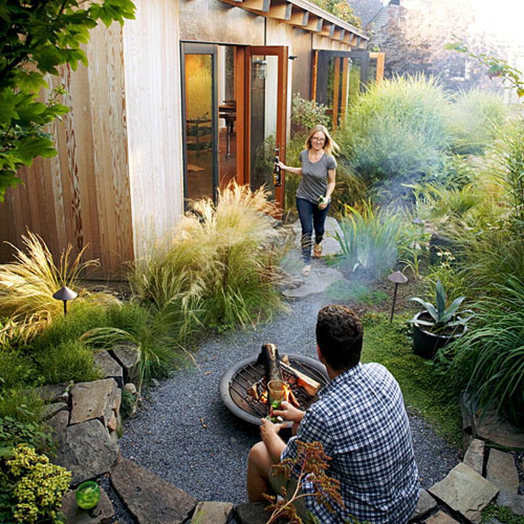 ^ reative ideas for backyard retreats and garden sheds - SFGate