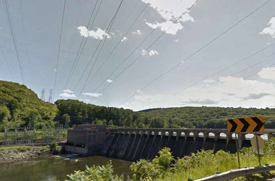 The Stevenson Dam was constructed in 1919. Photo: Google Earth Images