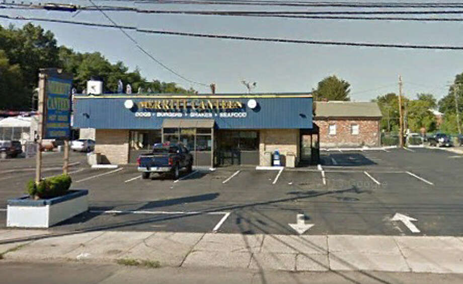 Bridgeport's Merritt Canteen was featured on the Food Network's 'Diners, Drive-Ins and Dives.' Photo: Google Earth Images