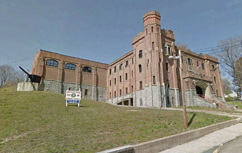 The Ansonia Armory. Photo: Google Earth Images