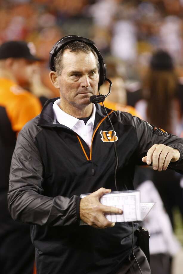 Top defensive mind Mike Zimmer will be the next head coach of the Vikings. Photo: David Kohl, Associated Press