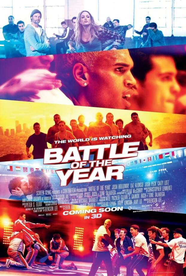 Worst Supporting Actor nominee: Chris BrownBATTLE OF THE YEAR: DREAM TEAM - What year is this? Could this be any more generic and by-the-80s/90s-numbers? And hold up .... is that Chris Brown? Automatic fail.