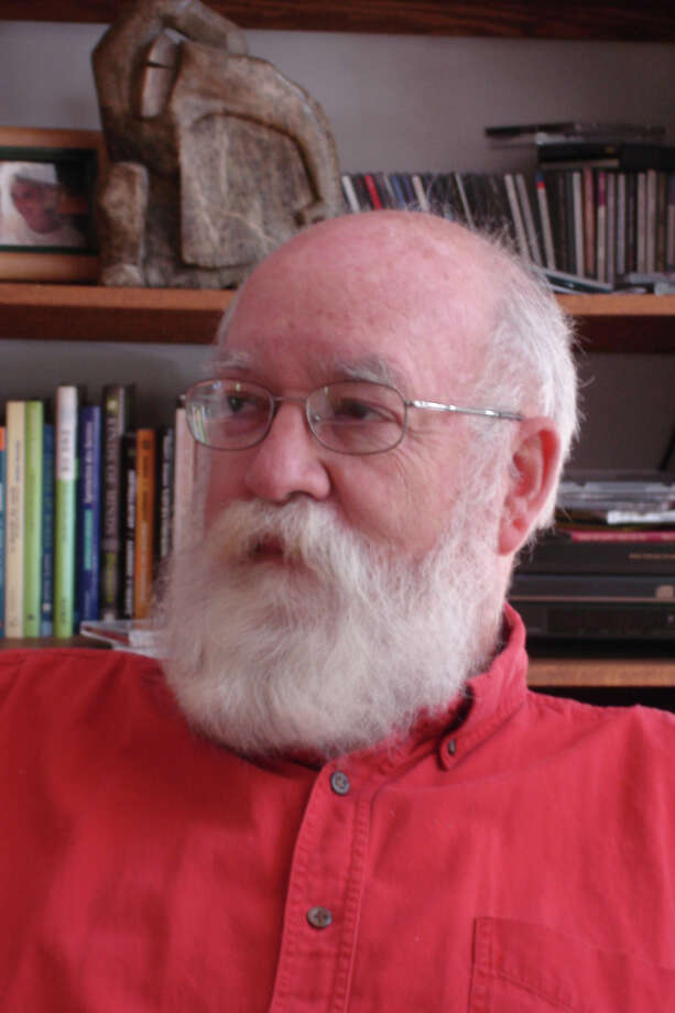 Trinity College Daniel Dennett, philosopher, writer, and cognitive scientistDate: May 21 Photo: RNS / COURTESY TUFTS UNIVERSITY