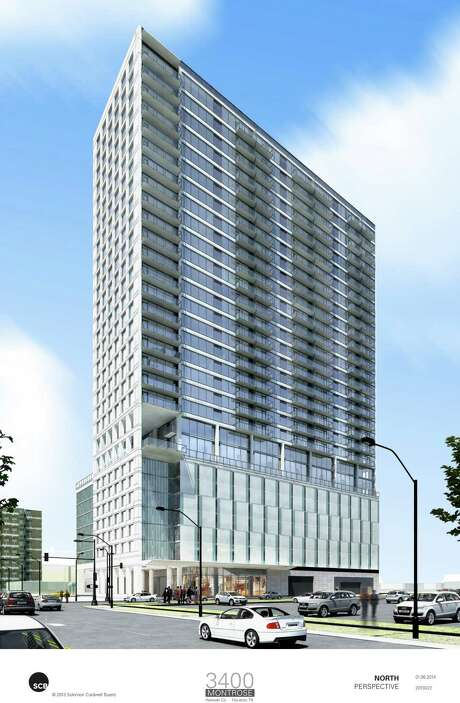This tower will replace the building that once had Scott Gertner's Sky Bar atop it.